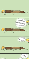 Planking by SparxPunx