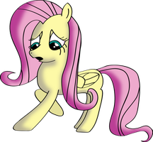 Fluttershy is scared by Monopally