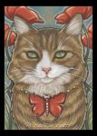 Bejeweled Cat 31 by natamon