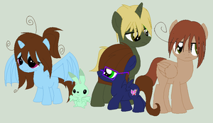 Where the bloody hell did these kids come from by Cherryblossom135