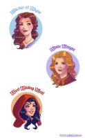 Once Upon a Time by HollyBell