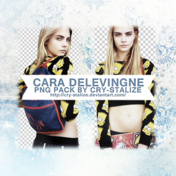 Cara Delevingne PNG Pack [2] by Cry-stalize
