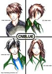 CNBLUE EAR FUN by narkAlmasy