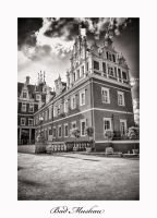 Bad Muskau - the castle by calimer00