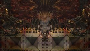 Menger's Inferno by 3dickulus
