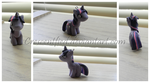 MLP: Twilight Sparkle Charm by Crescentfied