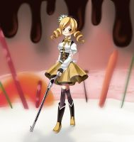 Mami Tomoe by Final-Boss-Emiko