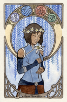 LoK: Korra by amae-heartilly