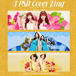 [PSD] 3 PSD Cover Zing_HPBD Seohyun by huyetniufire
