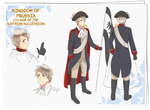 (WoAS concept art) - Kingdom of Prussia by simply-lau