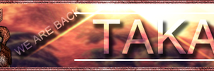 Takania2 Banner by VoltarDesigns