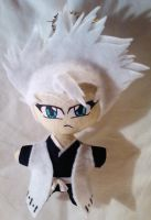 Toshiro Plush Ornament by mihijime