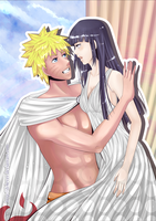 NaruHina - Another time, same love by MissDidichan