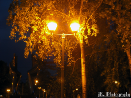 Lantern lighting the night by jKeeO