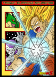 Dragonball Z - Saga Freezer V1 by TriiGuN