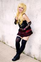Misa Amane Atomic Lollipop 2015 #3 by Lightning--Baron