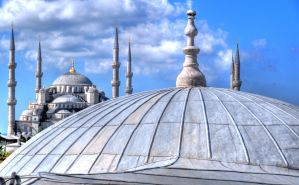 Blue Mosque by mjjimenez