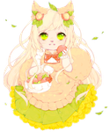 ::C:: For Airianne //with speedpaint\\ by VividFlow