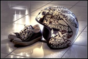 HDR helm by CloudINC00