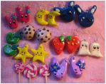 Earring Set by Plushbox