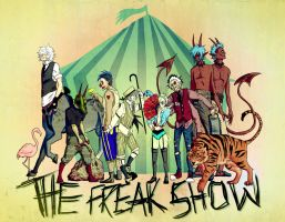 The Freak Show by Ckirean