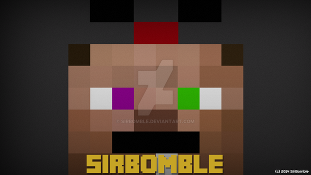 SirBomble - My Desktop Background :3 by SirBomble