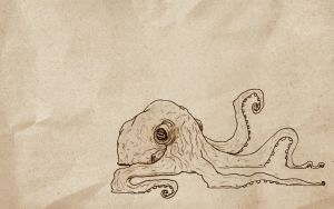 Octopus by IgorSan