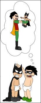 Whats On Robins Mind -BT2 by LibraryNinja