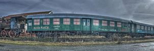Long unused train by mauromago