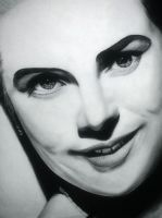grace kelly by pencilprisoner