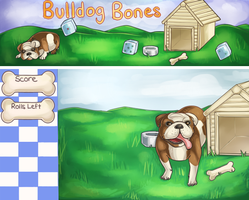 Powerpets: Bulldog Bones by SweetButEvil