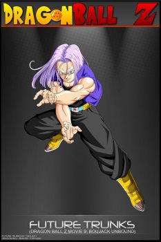 Dragon Ball Z- F Trunks M9 by DBCProject