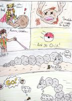 Pokemon OC Comic Page 5 by maxinethebean