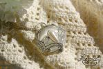 MARE THESAURUM wire wrap pendant by willow-yanagi