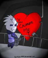 Garrus Valentine - You Calibrate Me by Krinkels-R909