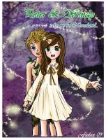 Peter and Wendy -colored- by FioLoX