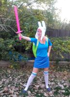 Oh, Fionna by diabolicalbanana