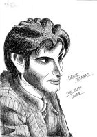 Tenth Doctor - Realism by TurboK1000