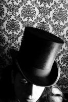 Old black hat by thecapricorn
