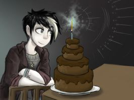 Happy 17th Birthday Peter by Caffinated-Pinecone