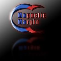Magnetic Margin Logo by AlexClearyLogos