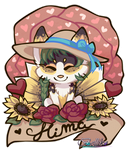 Hima February by Belliko-art