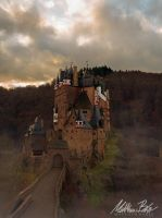 Burg Eltz Sunrise - Germany by Bakisto
