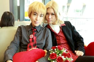 APH - France and England 2 by Angela-Chao
