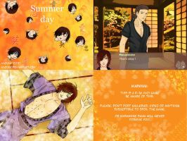Summer Day - KoMasa Game by Kazuny