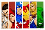 The Avengers : Alvin Lee by C-WeaponX