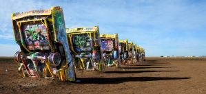 Cadillac Ranch by Allen59
