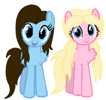 MLP Auction Old Ponys by xCherryAdopts
