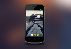 My Android - August 2012 by hundone