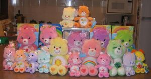 Care Bears Collection Wint 08 by CheerBearsFan